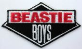 Beastie Boys - 'Logo' Embroidered Patch